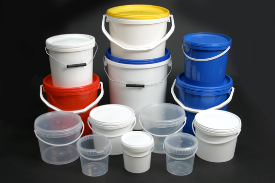 China Plastic Paint Bucket Mould And Thin Wall Container
