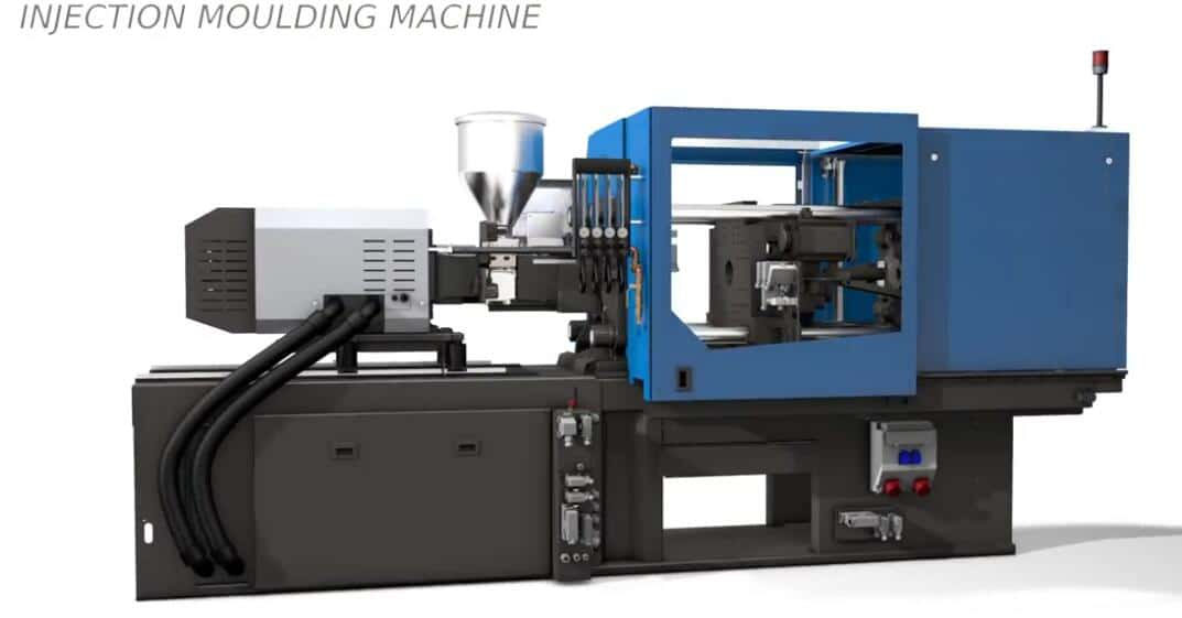 injection molding machine parts and functions pdf