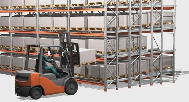 Materials Handling Equipment Custom Moulding